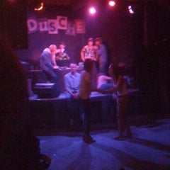 Photo taken at Dusche by Denis D. on 4/29/2011