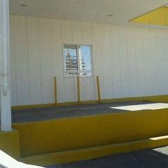 Photo taken at DHL Express by Alejandra S. on 10/29/2011