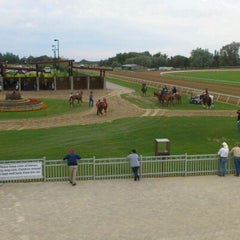 Photo taken at Ajax Downs by Renz N. on 8/28/2011