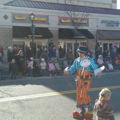 Photo taken at The Avenue at White Marsh by Dustin A. on 12/3/2011
