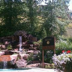 Photo taken at Park Hyatt Beaver Creek Pool by Liz H. on 8/18/2011