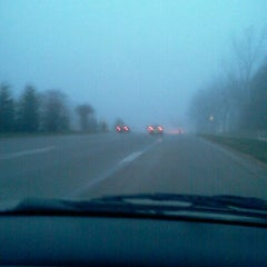 Photo taken at I-696 Exit 11, Evergreen Road by Tiffany H. on 12/21/2011