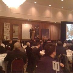 Photo taken at Delta Winnipeg Hotel by andrew m. on 10/27/2011