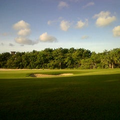 Photo taken at El Manglar Golf Course by Juan T. on 9/5/2012