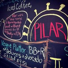 Photo taken at Pilar Cuban Eatery by BenDog F. on 11/2/2011