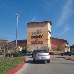 Photo taken at Round Rock Premium Outlets by Chris on 1/21/2012