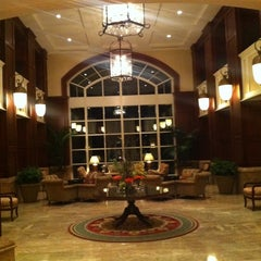Photo taken at The Ballantyne Hotel & Lodge, Charlotte by Anthony B. on 8/14/2011