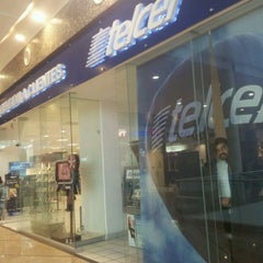 Photo taken at CAC Telcel by Anaid44 on 1/20/2012