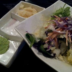 Photo taken at One Sushi Bar & Grill by Taryn S. on 2/14/2012