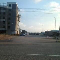 Photo taken at Sime Darby Engineering, Telok Ramunia. by faten h. on 2/23/2012