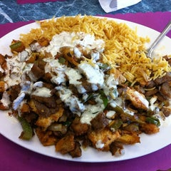 Photo taken at Kabab Paradise by Justin R. on 7/15/2011