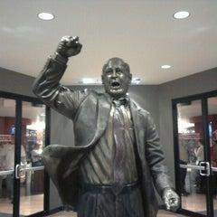 Photo taken at James H. Hilton Coliseum by Me®edith ✿. on 2/22/2011