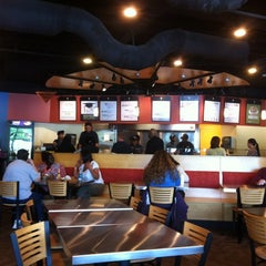 Photo taken at Qdoba Mexican Grill by Robert B. on 5/12/2011