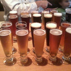 Photo taken at BJ's Restaurant and Brewhouse by John O. on 11/23/2011