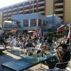 Photo taken at Bernies Bungalow Lounge by Mark F. on 7/6/2011