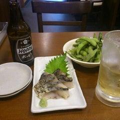 Photo taken at 金の蔵Jr. 鶴見東口店 by Jinzo T. on 5/10/2012