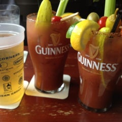 Photo taken at Brownstone Tavern & Grill by Sarah Z. on 4/28/2012
