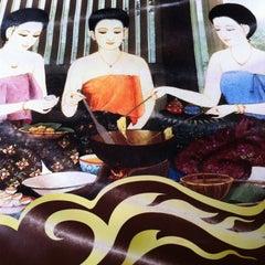 Photo taken at Zab Thai by Raihan A. on 2/23/2012