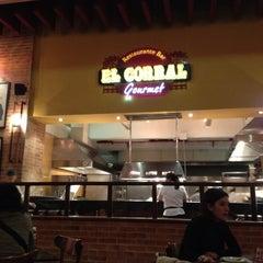 Photo taken at El Corral Gourmet by Javier B. on 2/24/2012