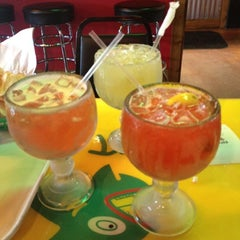 Photo taken at Fuzzy's Taco Shop by Meagan A. on 5/11/2012
