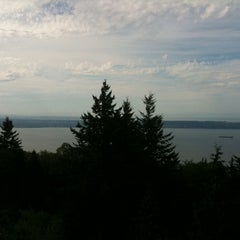 Photo taken at Cypress Provincial Park by Lizelle M. on 8/7/2012