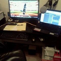 Photo taken at GrandStandRadio Studio by SportsGuyMike on 2/26/2012