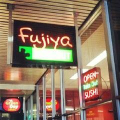 Photo taken at Fujiya Sushi by Briany T. on 7/7/2012