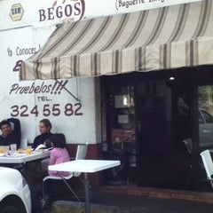Photo taken at Begos by  Frank S. on 5/16/2012