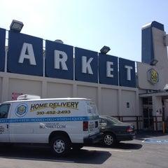 Photo taken at Bob's Market by Cheryl K. on 5/6/2012