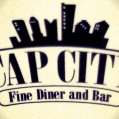 Photo taken at Cap City Fine Diner by Captain_America .. on 6/16/2012
