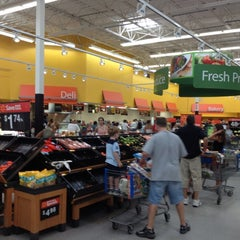 Photo taken at Walmart Supercenter by Antonel N. on 7/21/2012