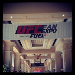 Photo taken at UFC Fan Expo by James A. P. on 7/7/2012