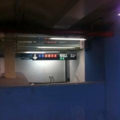 Photo taken at MTA Subway - Fulton St (A/C/J/Z/2/3/4/5) by Scott B. on 2/17/2012