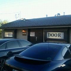 Photo taken at Hidden Door by Robert Dwight C. on 3/26/2012