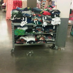 Photo taken at Old Navy by Sebastian M. on 3/4/2012
