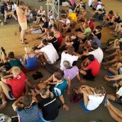 Das Foto wurde bei Образовательный Шатёр von Полина П. am 7/29/2012 aufgenommen