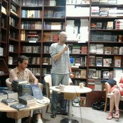 Photo taken at Prăvălia cu Cărți by Cristina U. on 6/14/2012