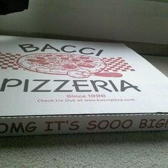 Photo taken at Bacci's Pizza by Samantha Jayne on 5/2/2012