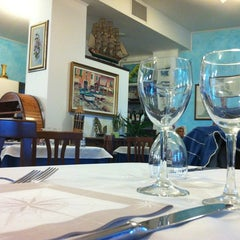 Photo taken at Ristorante Bacio Salato by Daniele U. on 5/11/2012