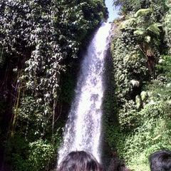 Photo taken at Wisata air terjun curug luhur (bogor) by Jein Angel R. on 5/13/2012