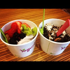 Photo taken at Yogurtland by Roger M. on 4/30/2012