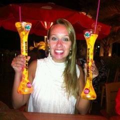 Photo taken at Señor Frog's Aruba by Fernanda F. on 2/19/2012