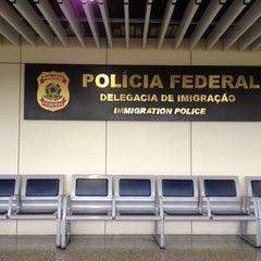 Photo taken at Polícia Federal by Holger J. on 4/16/2012