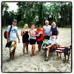 Photo taken at Presque Isle Beach 11 by Alarious P. on 9/3/2012