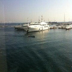 Photo taken at Pendik - Yalova Feribot İskelesi by Sinan A. on 9/6/2012