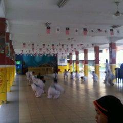 Photo taken at Sekolah Kebangsaan Bangsar by Amen E. on 5/13/2012