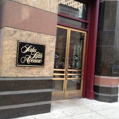 Photo taken at Saks Fifth Avenue by Darrell N. on 11/12/2011