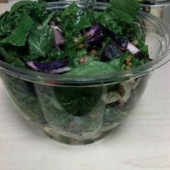 Photo taken at Just Salad by Megan H. on 11/17/2011