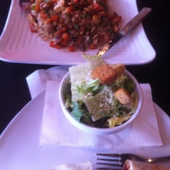 Photo taken at Muscle Maker Grill by Jared L. on 8/4/2011