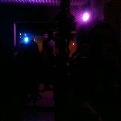 Photo taken at Santuario Bar by Larissa C. on 12/24/2011